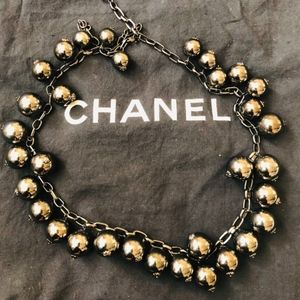 Express Chain Necklace w/ Balls
